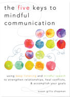 The Five Keys to Mindful Communication by Susan Chapman (Shambhala Publications 2012)