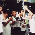 Creating a Green Zone at School in Japan