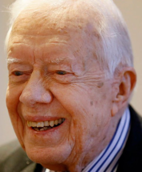 President Carter: Real Leadship is Based upon the Inherent Goodness of Humanity