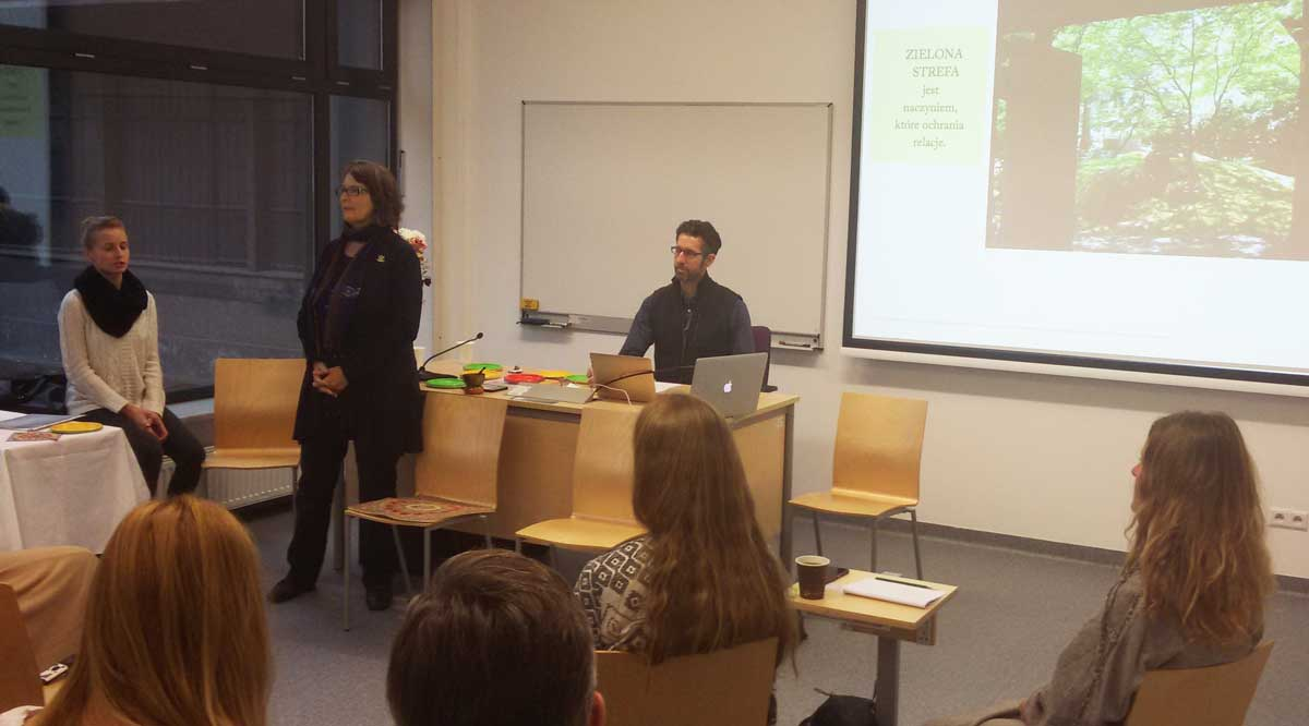 Teaching Mindful Communication at Krakow's Institute of Psychology