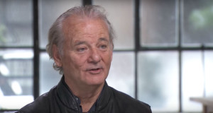 Bill Murray: I'd Like to Just Be More Here All the Time