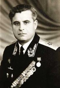 Vasili Alexandrovich Arkhipov later in life.