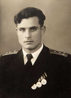 Russian Submarine Officer, Vasili Alexandrovich Arkhipov