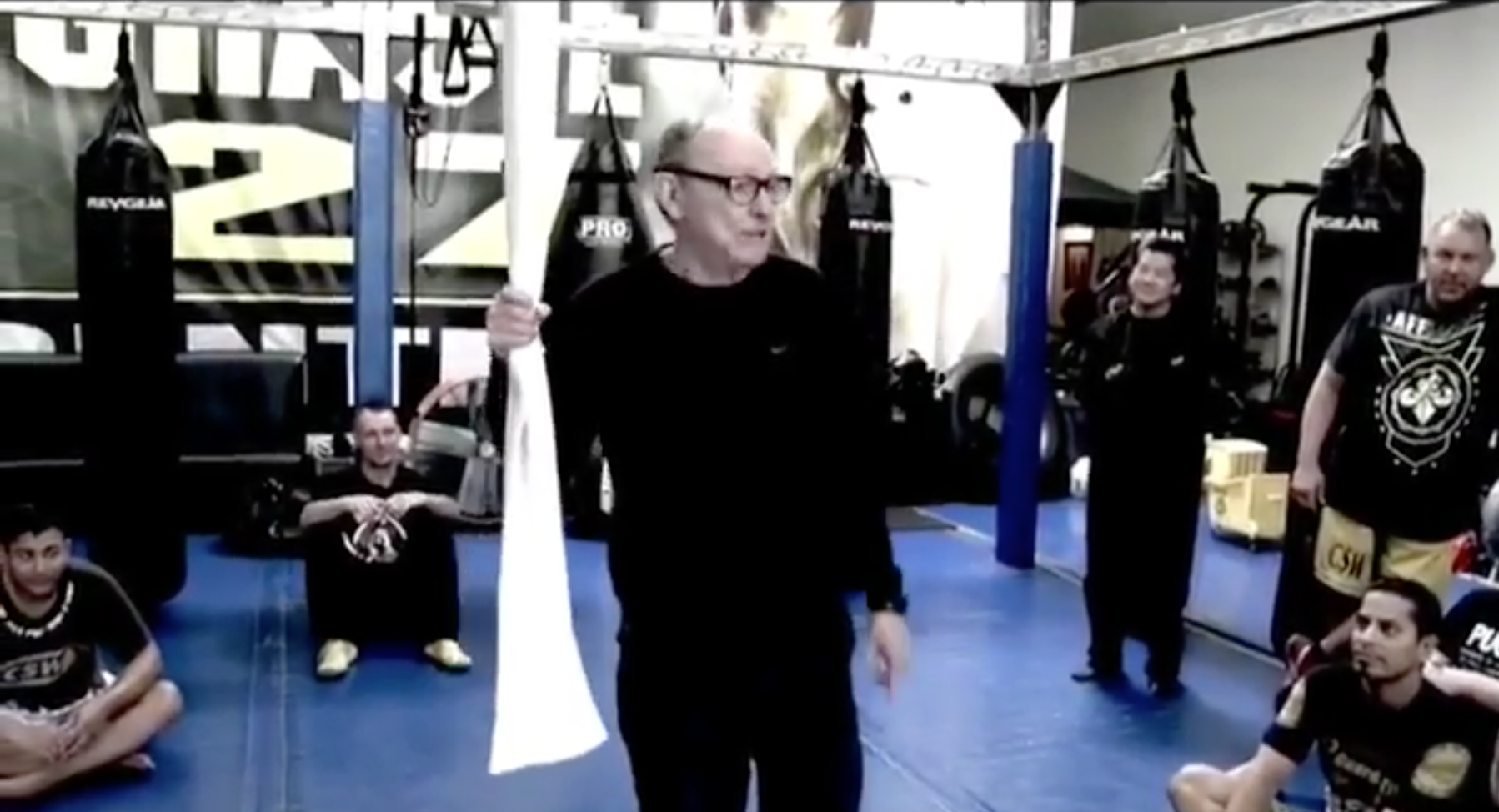 Verbal Jiu Jitsu for Tough Guys