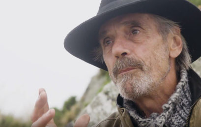 Actor Jeremy Irons on Zen Practice