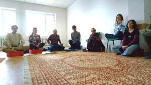 Studying Mindful Communication in Ukraine
