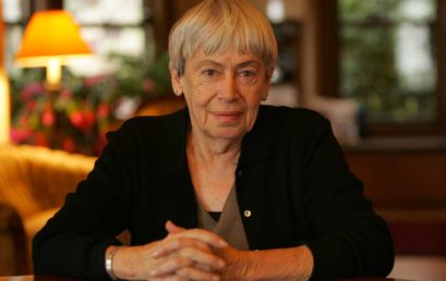 Ursula le Guin on Synchronizing Communication